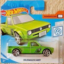 Hot Wheels VW Mk1 Golf Rabbit Pick Up Caddy Truck - green