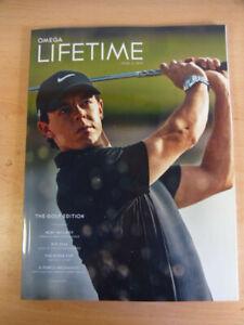 Lifetime Magazine Omega 2013 The Golf Edition No 11