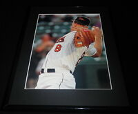 Cal Ripken Throwing Framed 11x14 Photo Display Baltimore Orioles