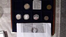 Konvolut von Silbermedaillen und Münzen