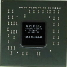 Nouveau GeForce Go7600 NVIDIA GF-GO7600-N-A2 Chip IC Graphics Chipset BGA GPU