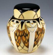 Moorcroft le tengu Hibou ginger jar, forme 769/4, Vicky Lovatt, qualité 1st