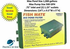 Fish Mate Compact Bio Pond Filter Fish & Aquariums Free Shipping Sale