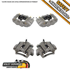 Front and Rear OE Brake Calipers 2001 2002 2003 2004 - 2006 2007 TOYOTA SEQUOIA