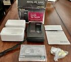 Voice Activated Portable Cassette Recorder & Player. Complete. Tested - Works!