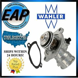 For SLK300 3.0L SLK350 3.5L V6 OE Wahler German Genuine Thermostat NEW