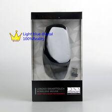 NEW Lenovo/IBM N800 Optical Full-Size Wireless SmartTouch Ergonomic Mouse Black