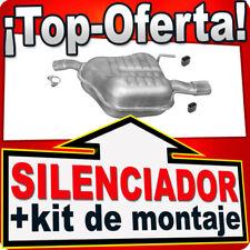Silenciador Trasero OPEL VECTRA C 1.6 1.8 HATCHBACK SEDÁN 02-09 Escape DEJ