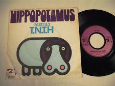 """T.N.T.H.  Hippopotamus  7"""""""