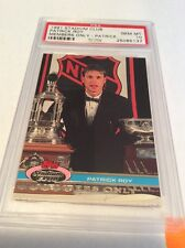 1991 Stadium Club Members Only Patrick Roy PSA 10