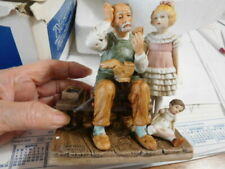 """The Cobbler"" figurine- Norman Rockwell"