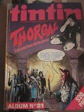 Tintin: L'Hebdomadaire des Super-Jeunes de 7 à 77 ans Album 21 Thorgal