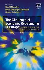 The Challenge of Economic Rebalancing in Europe: Perspectives for CESEE Countrie