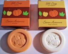 Household - Soap - Mini - Fall Design - Mandarin Scented