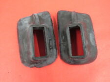NEW 1938 1939 Ford pickup front bumper arm grommets PAIR 81C-17772/3