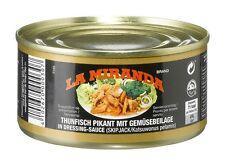 La Miranda Thunfisch Pikant mit Gemüsebeilage 185g
