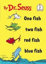 Beginner Books(R): One Fish Two Fish Red Fish Blue Fish by Dr. Seuss (1960,...