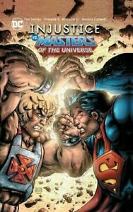 DC - Injustice vs. Masters of the Universe (Hardback)