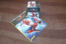 figurine Panini BOX 36 packets bustine DISPLAY SPIDER-MAN FROM HOME + ALBUM