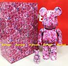 Medicom Be@rbrick 2017 Mika Ninagawa Sakura 400% + 100% Flower bearbrick 2pcs