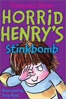 Horrid Henry's Stinkbomb by Simon, Francesca
