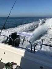 Boat Bait / Filleting / Table for a Rail Mounted Rod Holder
