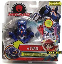 Mecard Deluxe EVAN Figure Mecanimal Mattel Transformer Robot Car #1 Toy New