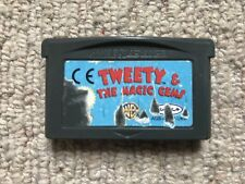 Tweety & The Magic Gemas-solo carro juego Boy Advance GBA