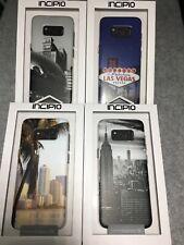 INCIPIO Samsung Galaxy S8 Phone Case City Collection - Chicago, Miami, NY, Vegas