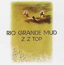 *NEW* CD Album - ZZ Top - Rio Grande Mud  (Mini LP Style Card Case)