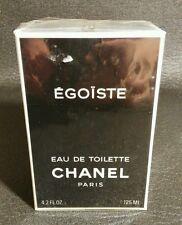 Eau de toilette EGOISTE CHANEL 125 ML Splash vintage first formula