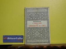 ART 7.116 LIBRICINO IL PRIMO DI LIBRO DELLA SPEDIZIONE DI CIRO DI SENOFONTE