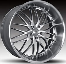 "18"" MRR GT1 STAGGERED WHEELS 5X120 RIM FITS BMW 525I 530I 545I 2004 2005"