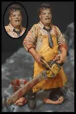 1999 Movie Maniacs LeatherFace Horror Mcfarlane Texas Chainsaw Variant