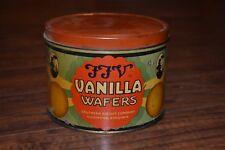 A11- FFV Vanilla Wafers 13 Ozs. Tin
