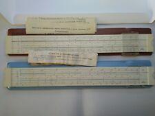 Lot 2. Counting slide rule Leningrad. USSR