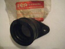 SUZUKI RM80 CARBURETOR HOLDER/INTAKE PIPE 82-85 NOS!