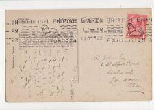 Mr W John Melford Road Dulwich London SE22 1922  782a