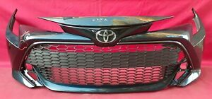 2019 2020 Toyota Corolla Hatchback Front Bumper Cover 52119-12G20 OEM/USED