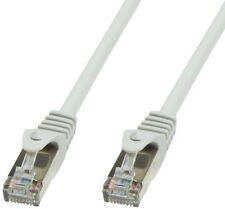 Techly Professional Cavo di rete Patch in rame Cat.6 Grigio SFTP LSZH 15m