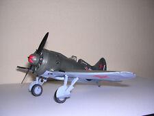 "Modelik 08/08 -  Polikarpow I-16 ""Rata"" Typ 24    1:33  mit Lasercutteilen"