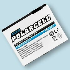 PolarCell Akku für Motorola Razr V3x Rokr E8 SLVR L7 L9 BC60 BK60 Batterie Accu