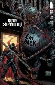 King Spawn #2 Cover B