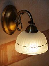 Noble Art Nouveau Applique Murale Lampe pour salon chambre à coucher
