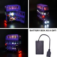 Led Light For LEGO 75957 The Knight Bus Building bricks Lighting Harry Potter