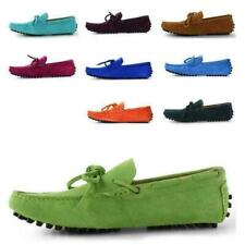 26 Colors Men Suede casual Lace Up Loafer stylish show boat Driver shoes Sz 0409