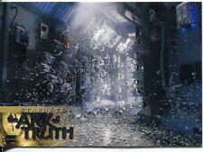 Stargate SG1 Season 10 Ark Of Truth Chase Card #15