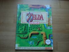 The Legend Of Zelda A Link to the Past offizieller Spieleberater Nintendo SNES