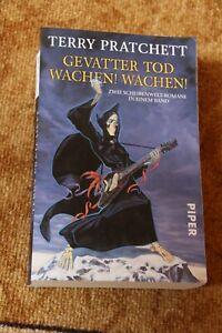 Gevatter Tod wachen! wachen! von Terry Pratchett