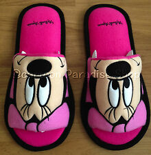DISNEY MICKEY MINNIE MOUSE PLUSH SLIPPERS SHOES UK SIZE 4-8, US 6-10, EU 36-42